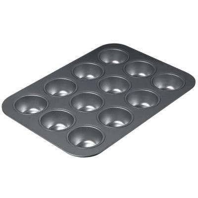 16612 12-Cup Chicago Metallic Non Stick Muffin Pan