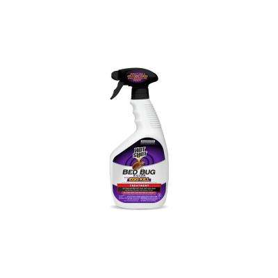 Bed Bug and Flea Killer 32 oz. Ready-to-Use Spray