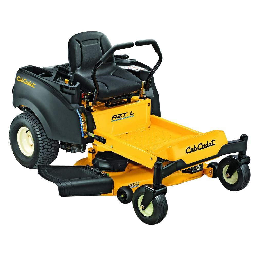 Cub Cadet RZT-L 42 in. 22 HP V-Twin Dual Hydrostatic Zero-Turn Riding Mower-DISCONTINUED
