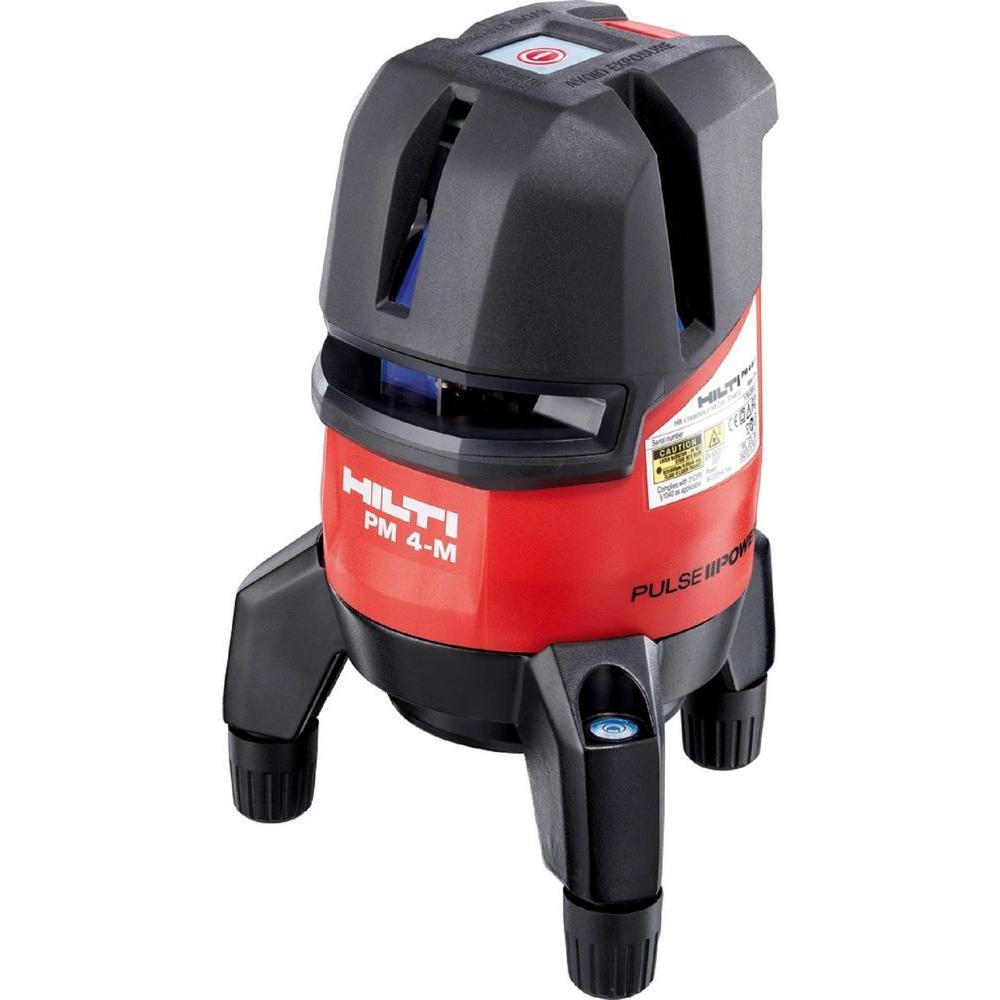 Hilti PM 4-M Multi Line Laser