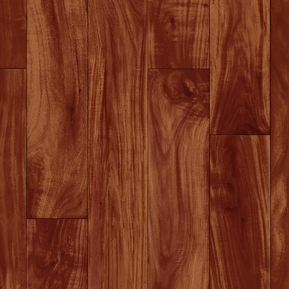 Trafficmaster Acacia Plank Redwood 13 2 Ft Wide X Your Choice Length Residential Vinyl Sheet Flooring