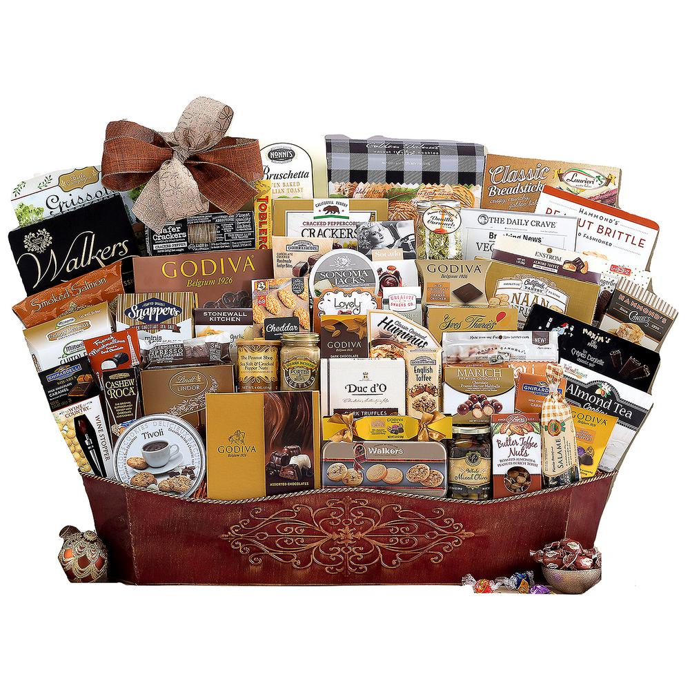 sc 1 st  The Home Depot & Wine Country Gift Baskets Gourmet Grand-434 - The Home Depot