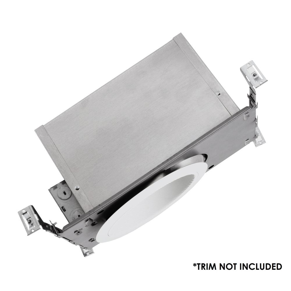 Commercial Electric 6 In. Aluminum Recessed IC New