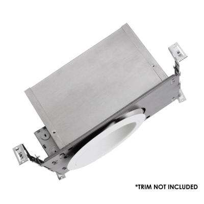 6 in. Super Slope Airtight IC-Rated New Construction Recessed Housing