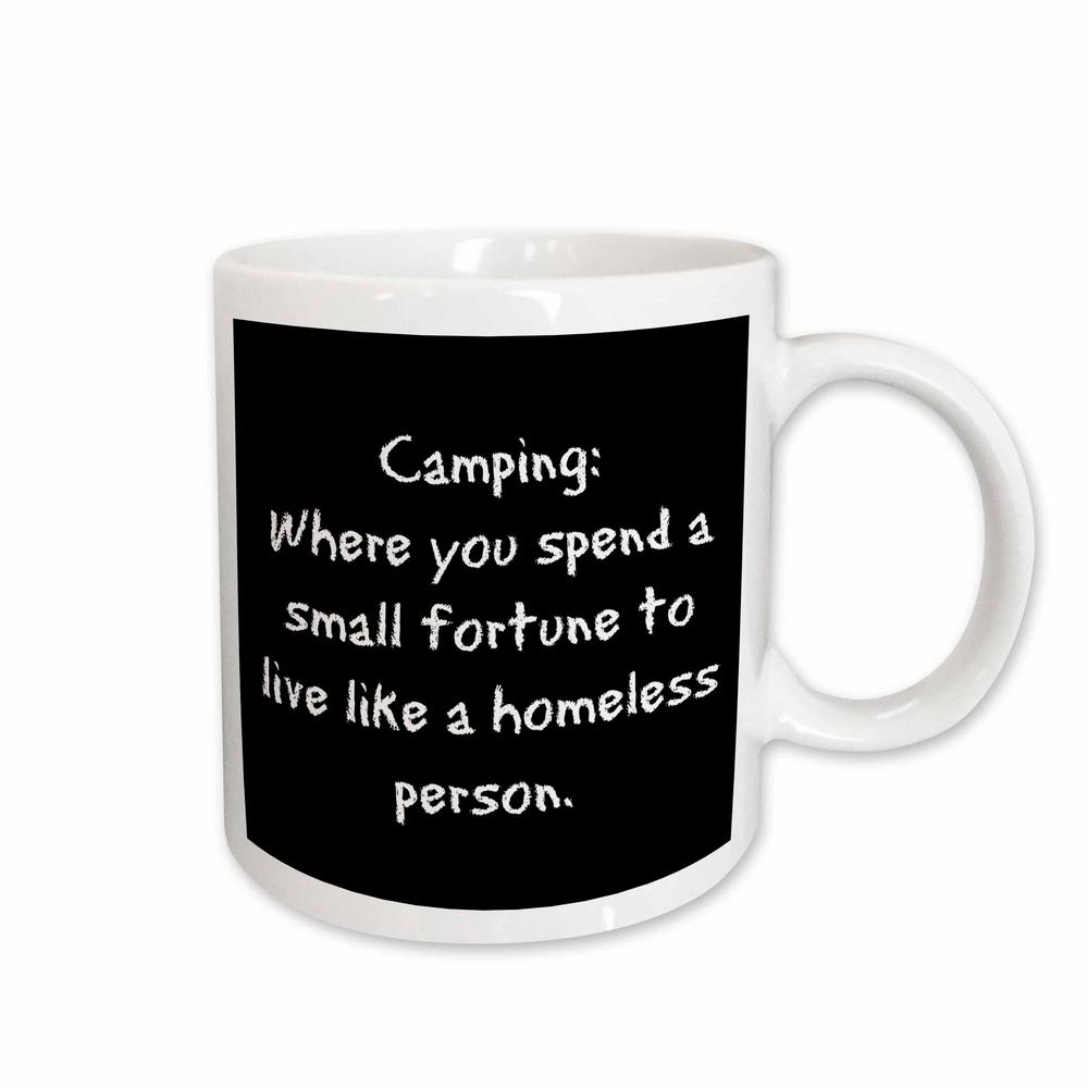 3drose Xander Funny Quotes Camping Where You Spend A Small Fortune