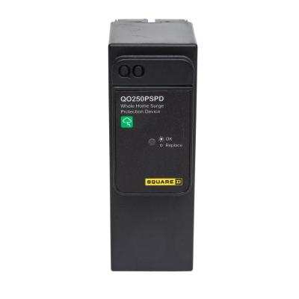 QO 50 kA Plug-On Neutral Whole House Surge Protective Device