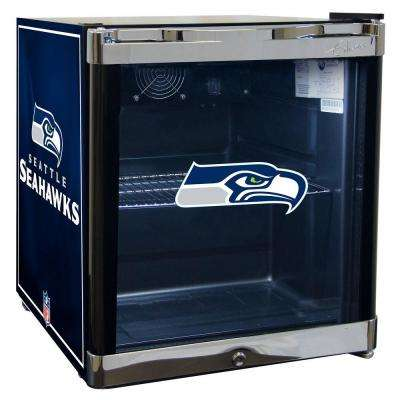 17 in. 20 (12 oz.) Can Seattle Seahawks Beverage Center