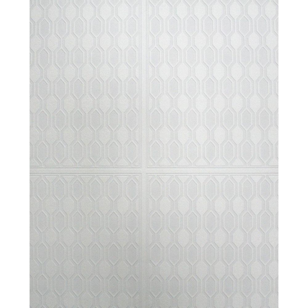 Graham & Brown Geo Panel Wallpaper