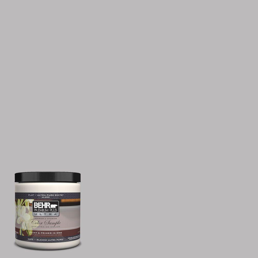 BEHR Premium Plus Ultra 8 oz. #UL250-10 Grape Creme Interior/Exterior Paint Sample