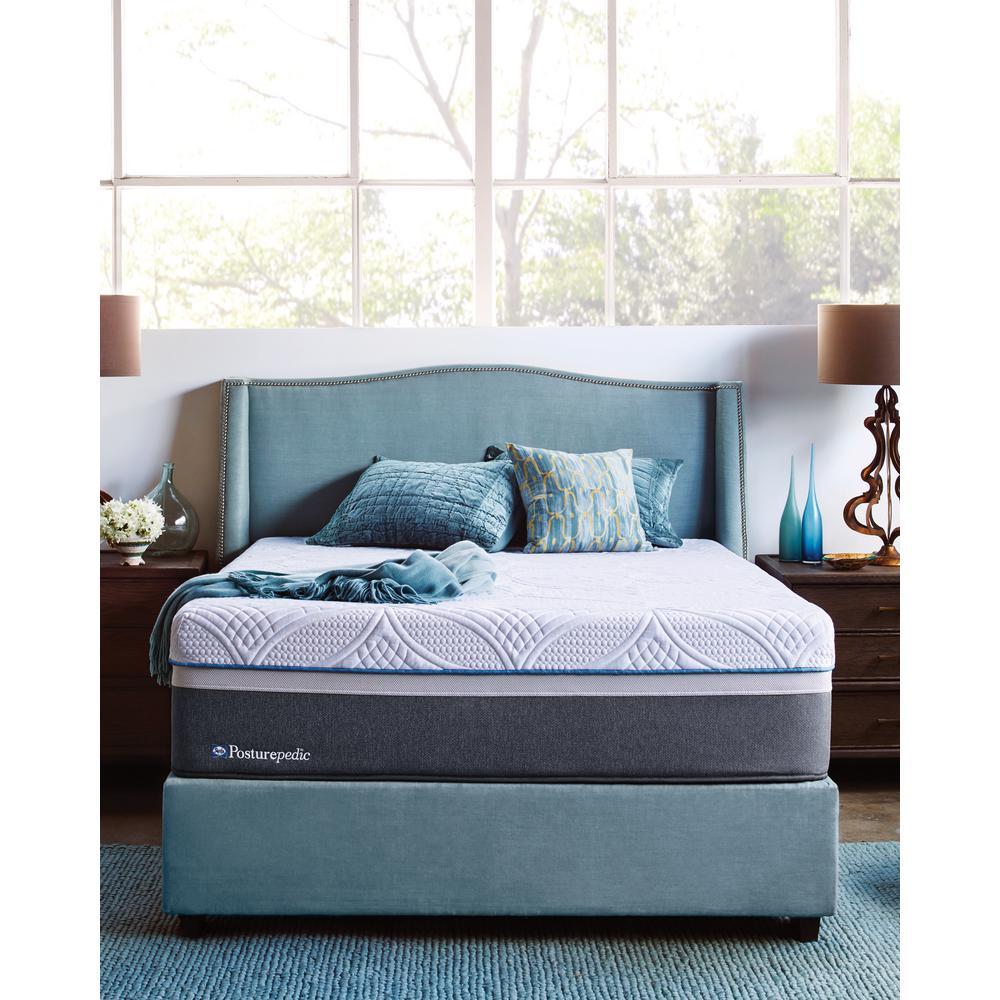 hybrid ultra plush kingsize mattress
