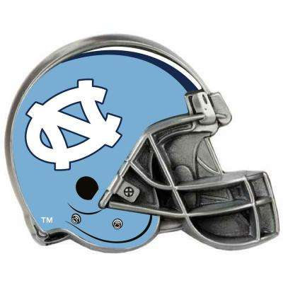 North Carolina Tar Heels Helmet Hitch Cover