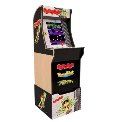Frogger Arcade with Stool/Riser/Marquee