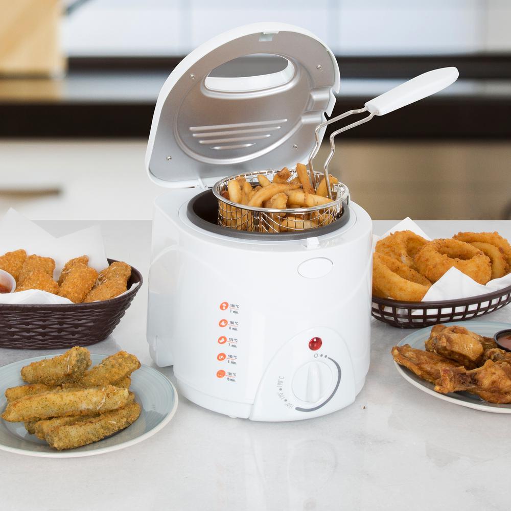 Trademark-1 l Cool Touch Deep Fryer