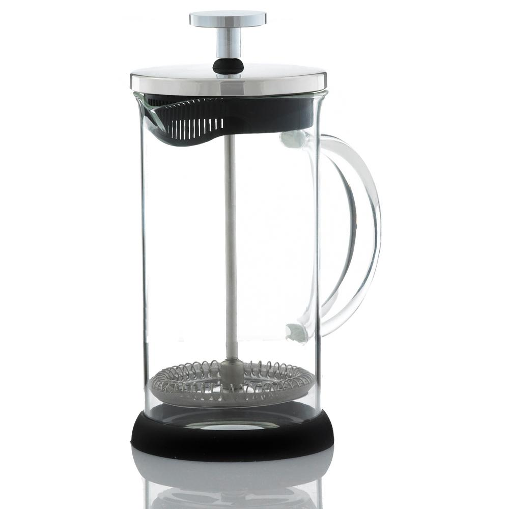Lisbon 34 oz. Clear Glass French Press
