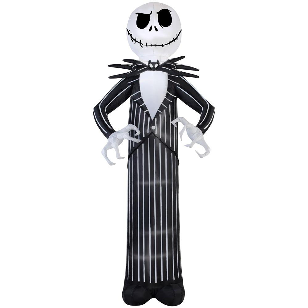 gemmy 7 ft inflatable jack skellington airblown