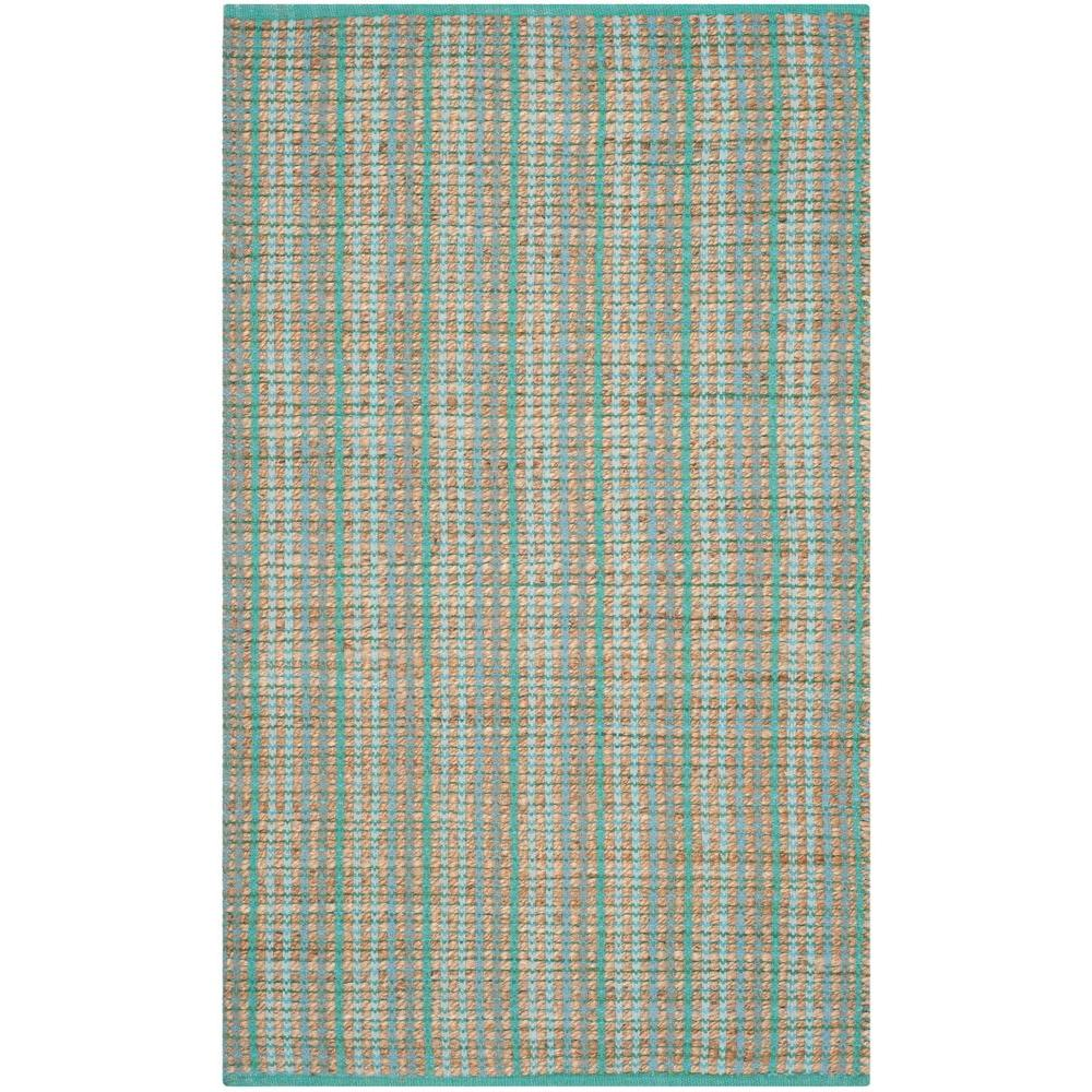 Cape Cod Green 3 ft. x 5 ft. Area Rug