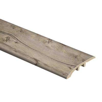Chestnut Sand 1/3 in. Thick x 1-13/16 in. Wide x 72 in. Length Vinyl Multi-Purpose Reducer Molding