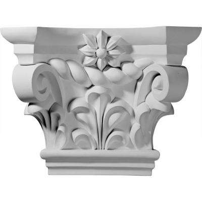 19-1/4 in. x 6-1/4 in. x 14-3/8 in. Polyurethane Kendall Capital