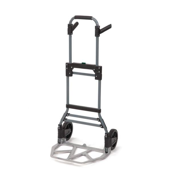 250 lbs. Capacity Folding Hand Truck with Handles