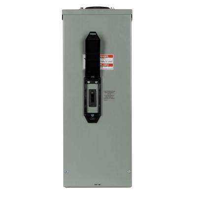200 Amp Enclosed 2-Pole Outdoor Circuit Breaker