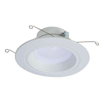RL 5 in. & 6 in. 2700K-5000K Tunable Smart White Integrated LED Recessed Ceiling Light Trim Selectable Lumen