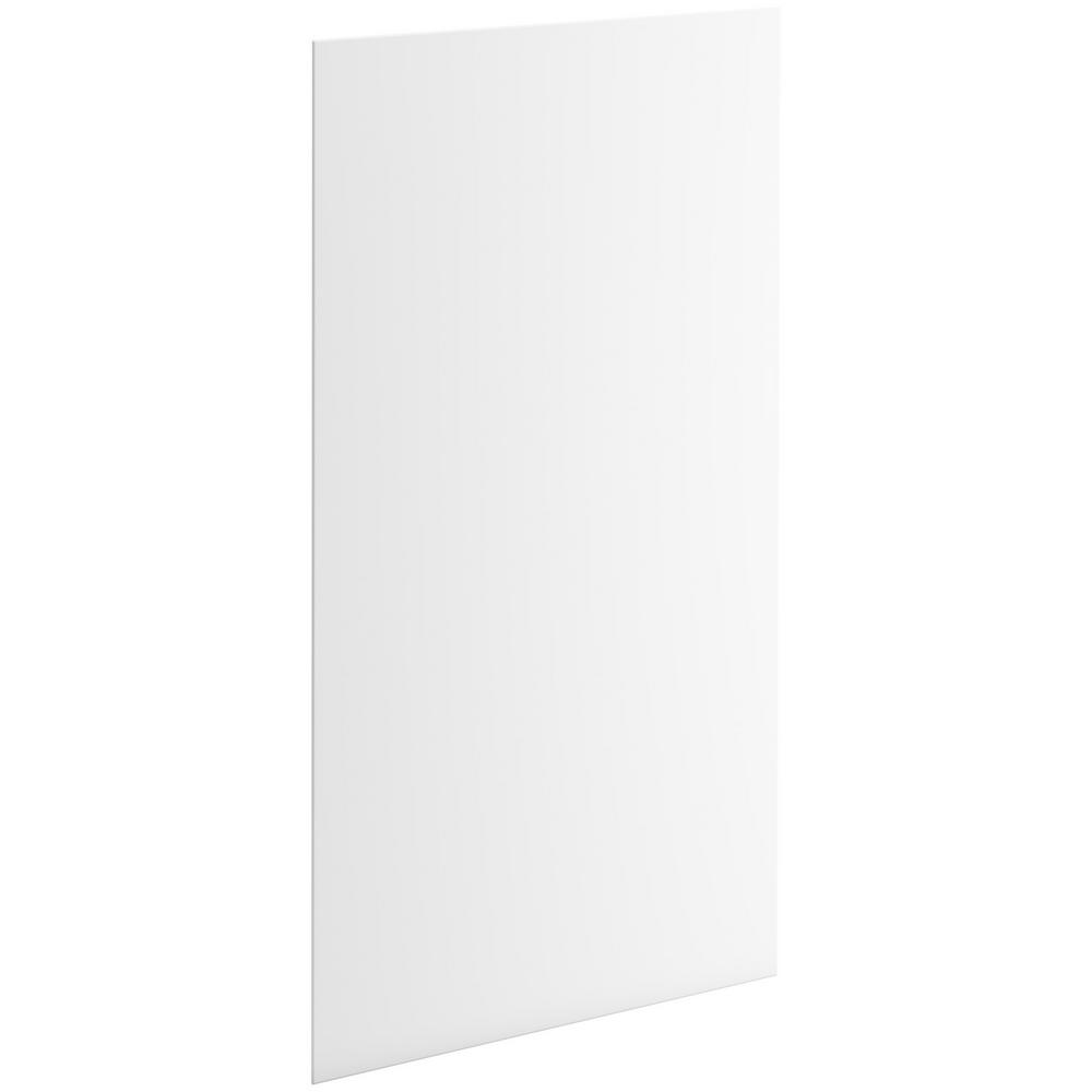 Choreograph Shower Wall in White (Set of 2)