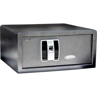 Biometric Electronic 1.0 cu. ft. 14-Gauge Steel Fingerprint Home Security Safe