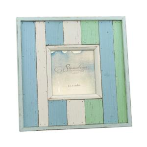 painted wood picture frames. Worn Blue And White Painted Wood Picture Frame Frames S