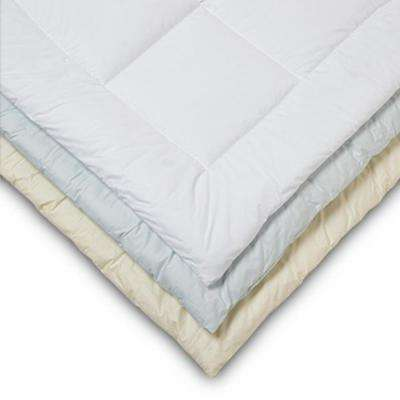 Allergen White Full/Queen Barrier Comforter