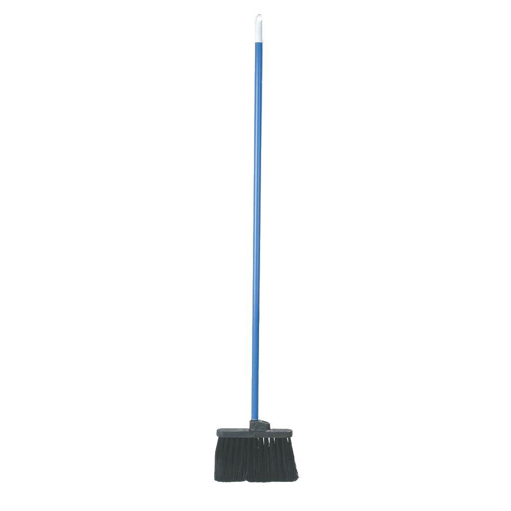 55 in. Stiff Light Industrial Broom (Case of 12)