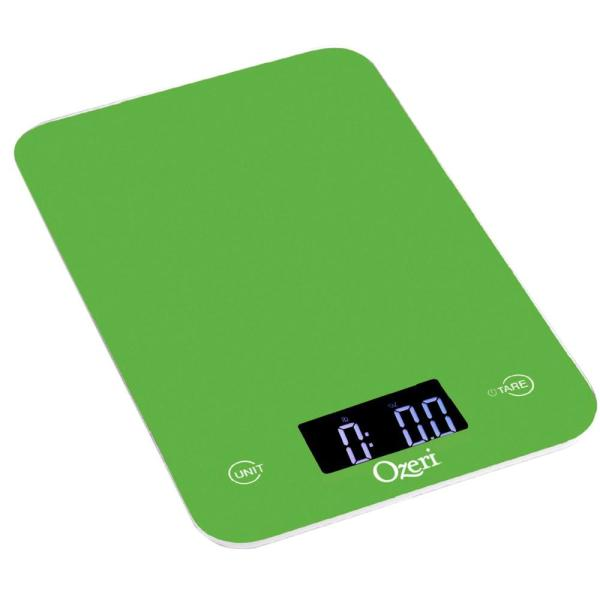 Ozeri Touch Professional Digital Kitchen Scale 12 Lbs