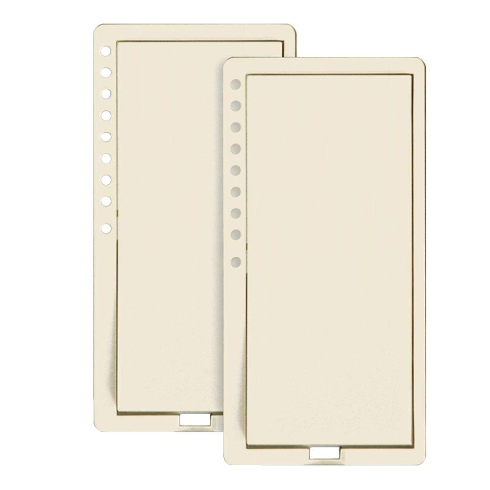 Insteon Switch Paddle Change Kit - Light Almond
