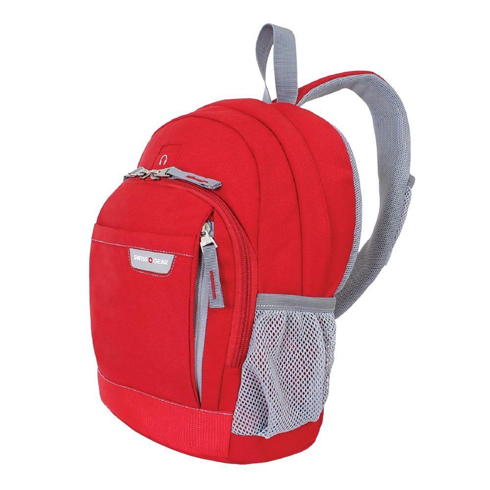 Red Mini Sling Backpack