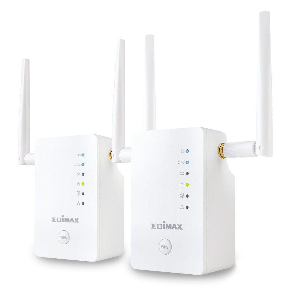 Gemini 802.11AC Ethernet Wireless Range Extender