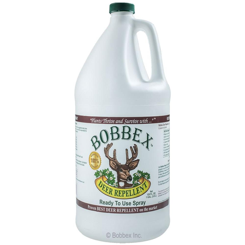 1 Gal. Bobbex Deer Repellent Ready-to-Use Refill