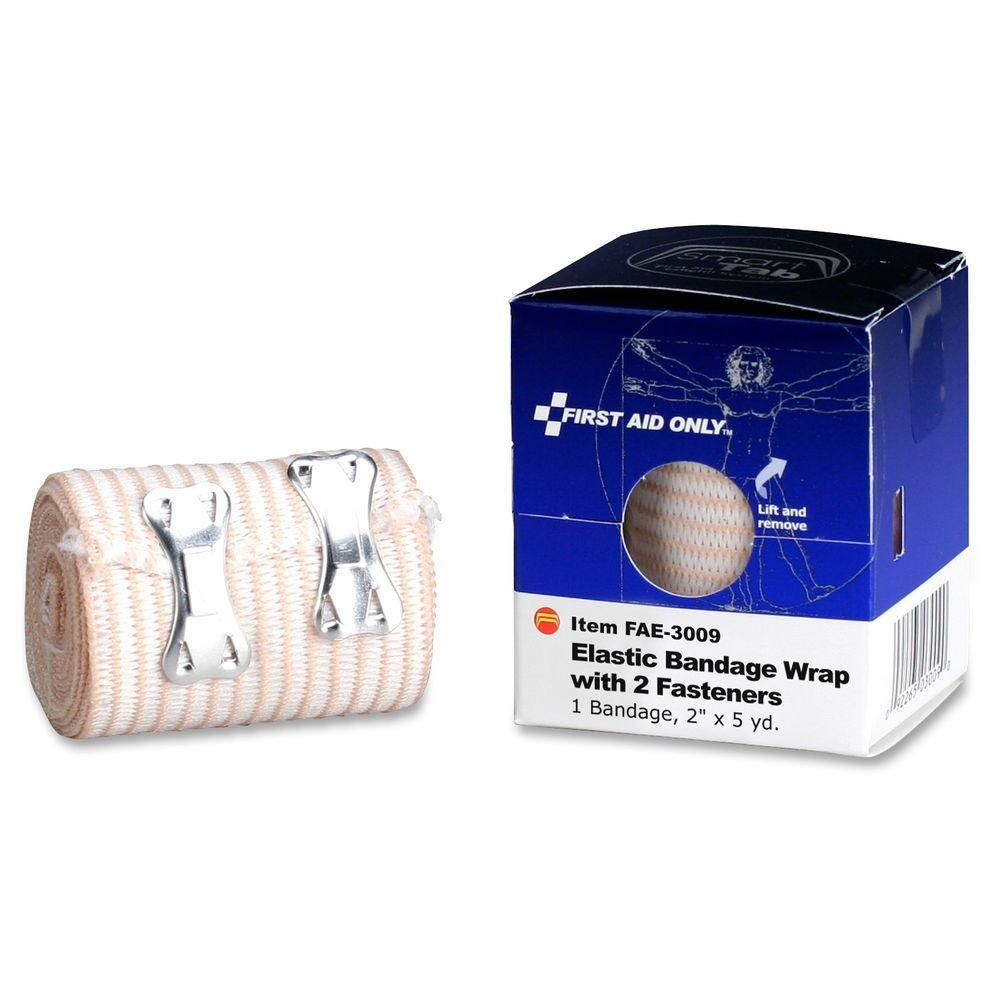 2-Fastener Elastic Bandage Wrap