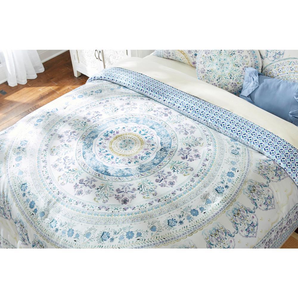 Istara 5-Piece Medallion Comforter Set