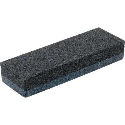 2 in. x 6 in. Dual Grit Sanding and Rubbing Stone