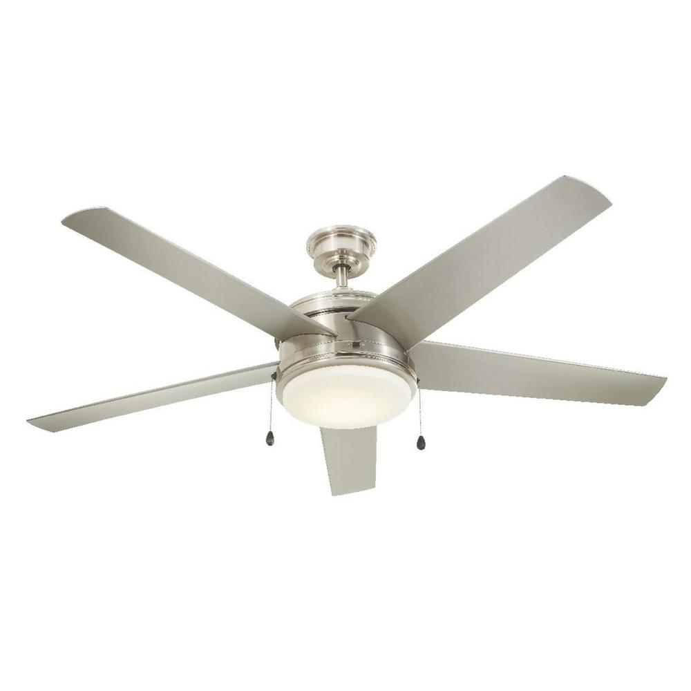 Home Decorators Collection Portwood 60 in. LED Indoor/Out...