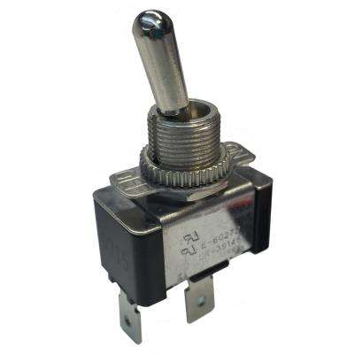 Ring Toggle Switch SPST O/F/O 20 Amp 125-Volt (Case of 5)