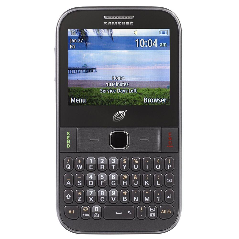 Tracfone S390g Samsung Cell Phone S390g The Home Depot