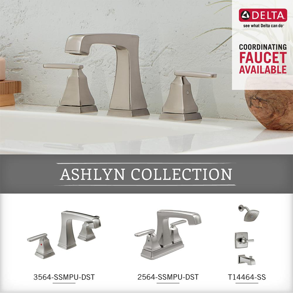 Stainless Steel Delta 76446-SS Ashlyn Towel Ring