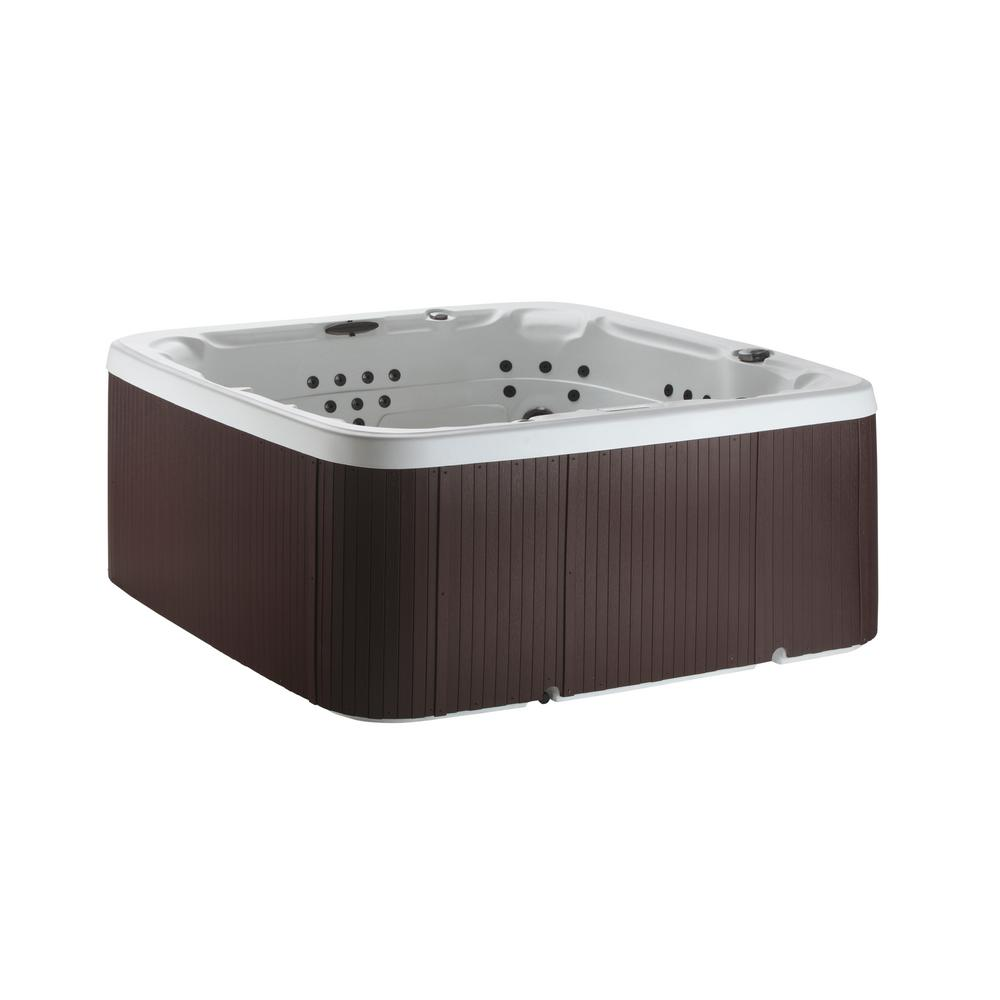 Lifesmart LS700DX 7-Person 90-Jet Standard Spa with Underwater Light and Ozone Water Care System