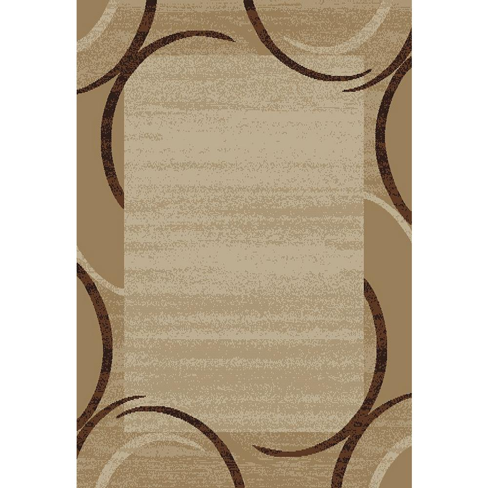 Kas Rugs Imperial Tradition Mocha Ivory 7 Ft 10 In X 9