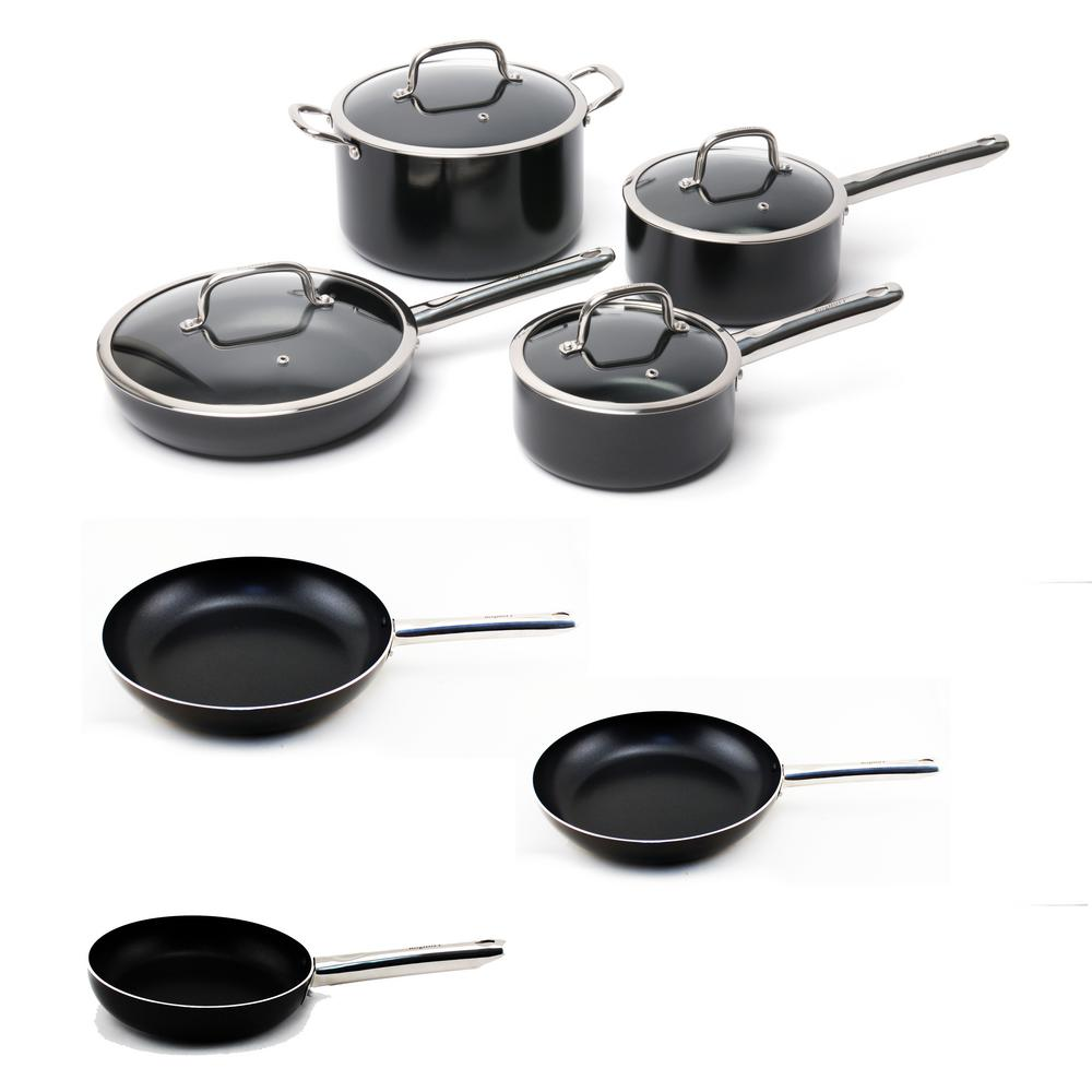 Berghoff International Inc EarthChef 11-Piece Aluminum Co...