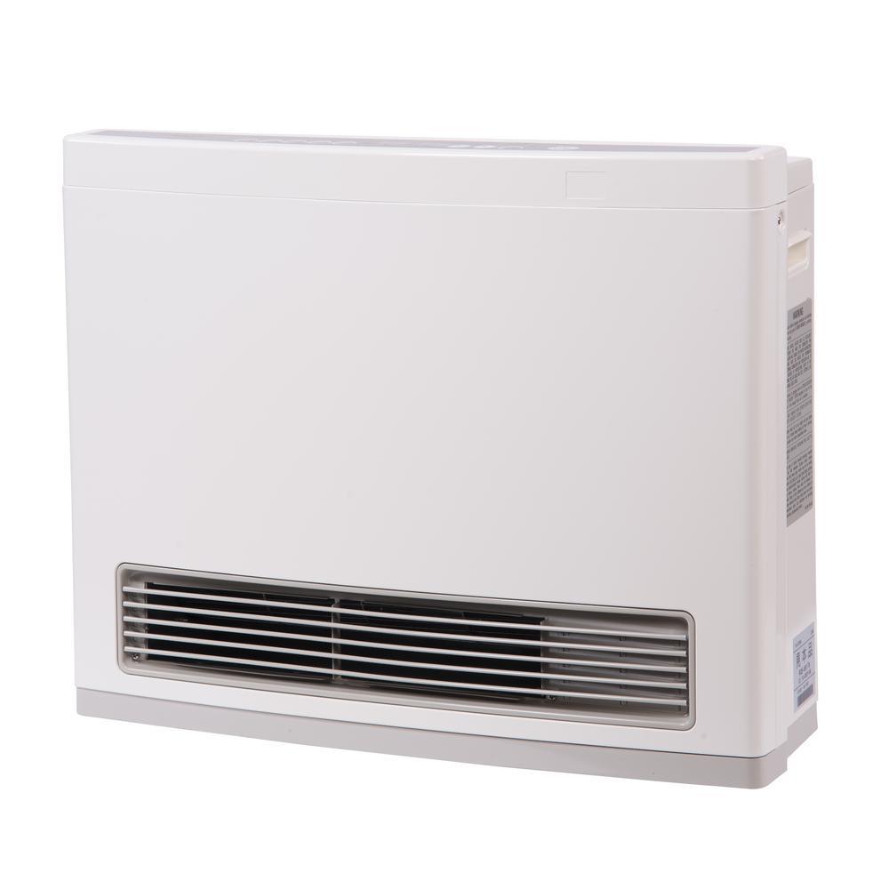 22,000 BTU Propane Gas Vent-Free Fan Convector