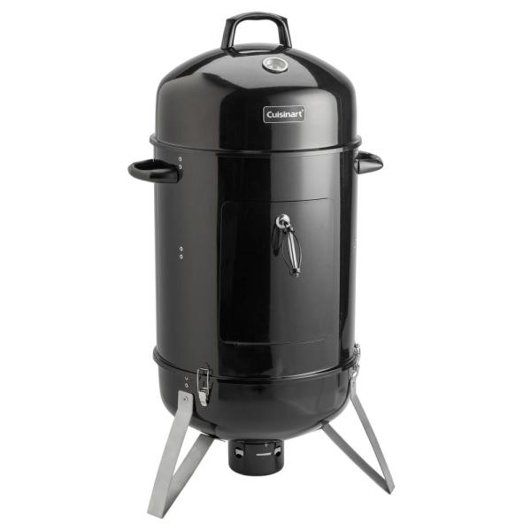 Vertical 18 in. Dia Charcoal Smoker