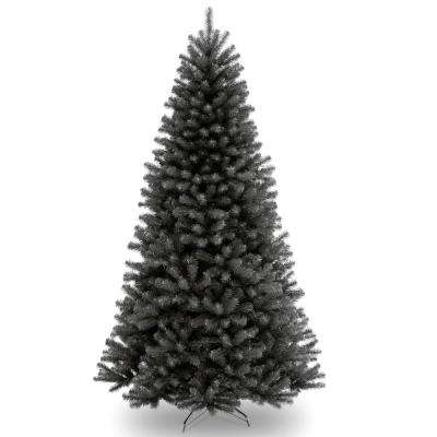 north valley black spruce artificial christmas tree - Black Christmas Decorations