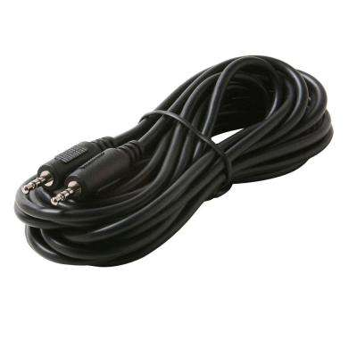 3 ft. 2.5 Male to 2.5 Male Audio Patch Cord