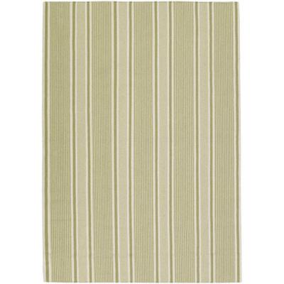 Country Living Apple 4 ft. x 6 ft. Flatweave Area Rug